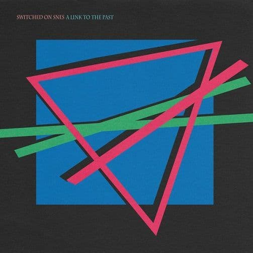 SWITCHED ON SNES A Link To The Past Vinyl Record LP Streaming Arrow 2019