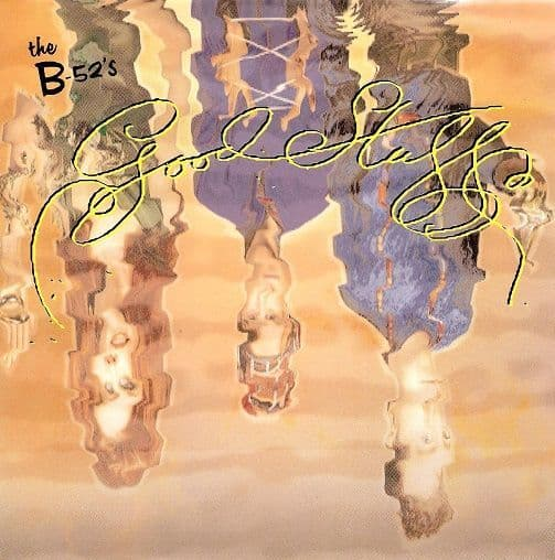 THE B-52'S Good Stuff Vinyl Record 7 Inch Reprise 1992