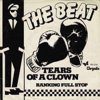 THE BEAT Tears Of A Clown Vinyl Record 7 Inch Dutch Chrysalis 1980