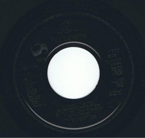 THE BEATLES Baby It's You EP Vinyl Record 7 Inch Apple 1995