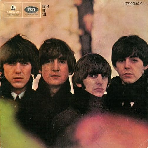 THE BEATLES Beatles For Sale Vinyl Record LP Parlophone 1964