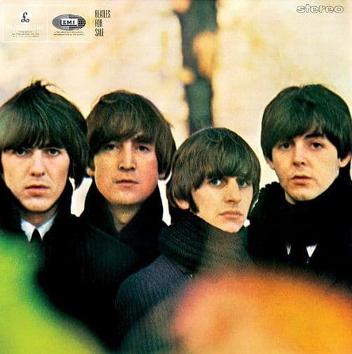 THE BEATLES Beatles For Sale Vinyl Record LP Parlophone 2017