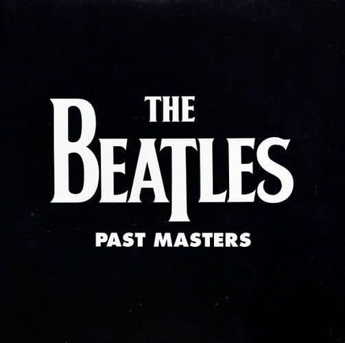 THE BEATLES Past Masters Vinyl Record LP Apple 2017