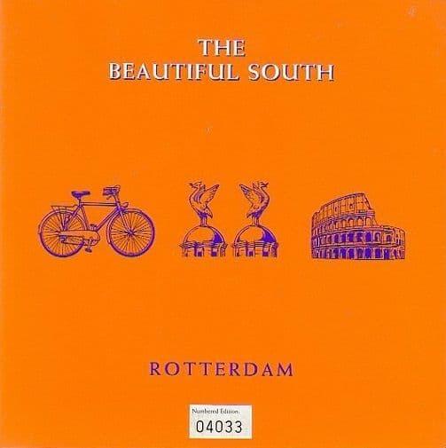 THE BEAUTIFUL SOUTH Rotterdam Vinyl Record 7 Inch Go! Discs 1996