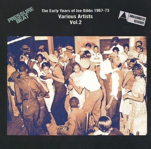 The Early Years Of Joe Gibbs 1967-73 Vol. 2 Vinyl Record LP Amalgamated 2019