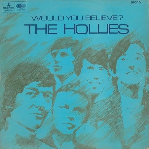 THE HOLLIES Would You Believe Vinyl Record LP Parlophone 1966.