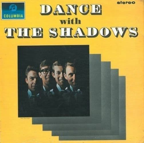 The Shadows Dance With The Shadows Vinyl LP | Planet Earth Records