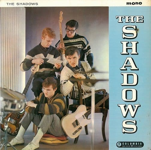 THE SHADOWS The Shadows Vinyl Record LP Columbia