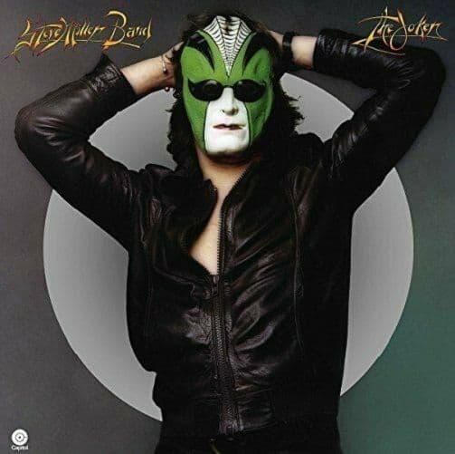 THE STEVE MILLER BAND The Joker Vinyl Record LP Capitol 2018