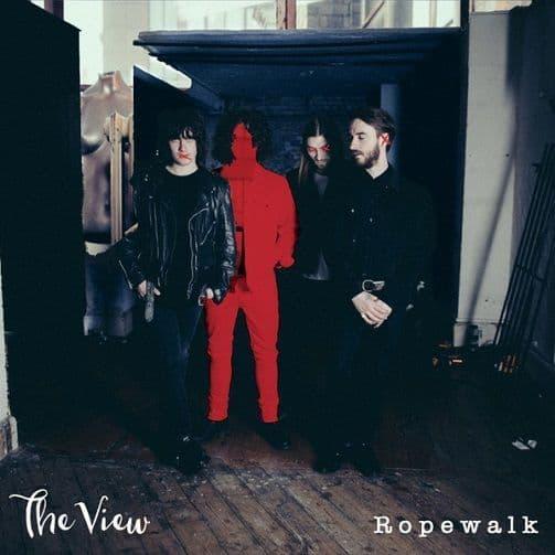 THE VIEW Ropewalk Vinyl Record LP Cooking Vinyl 2015