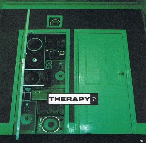 THERAPY? Church Of Noise CD Single A&M 1998