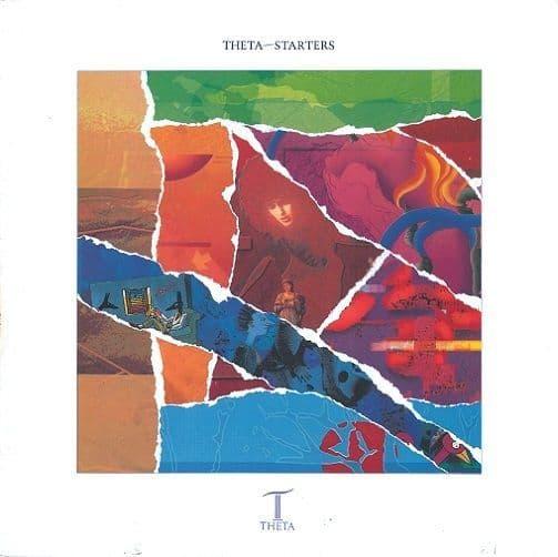 Theta - Starters Vinyl Record LP Dutch B&W 1988