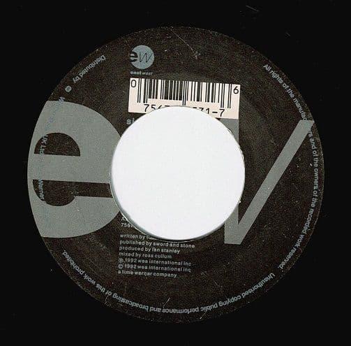 TORI AMOS China Vinyl Record 7 Inch East West 1992