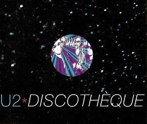 U2 Discotheque CD Single Island 1997.
