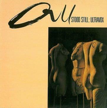 ULTRAVOX All Stood Still Vinyl Record 12 Inch Chrysalis 1981