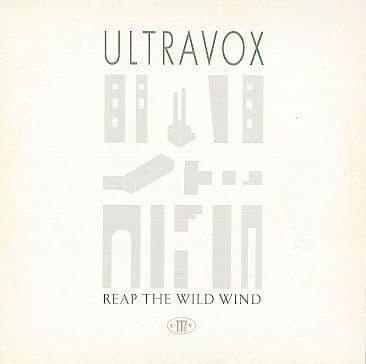 "ULTRAVOX Reap The Wild Wind 12"" Single Vinyl Record Chrysalis 1982"