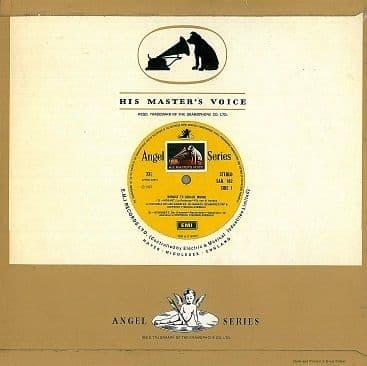 VICTORIA DE LOS ANGELES / DIETRICH FISCHER-DIESKAU Homage To Gerald Moore LP Vinyl Record HMV 1967