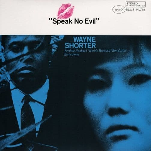 WAYNE SHORTER Speak No Evil Vinyl Record LP Blue Note 2016