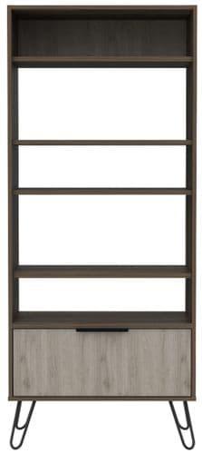 Nevada Display Bookcase with Door