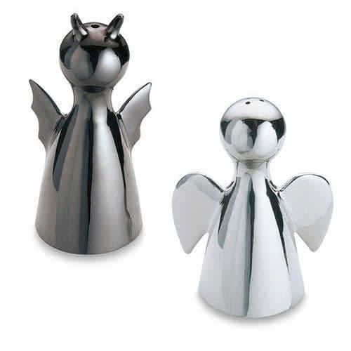 Angel and Devil Cruet Set