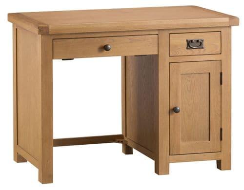 Cornish Oak Desk