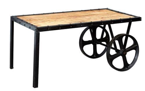 Cosmopolitan Cart Coffee Table