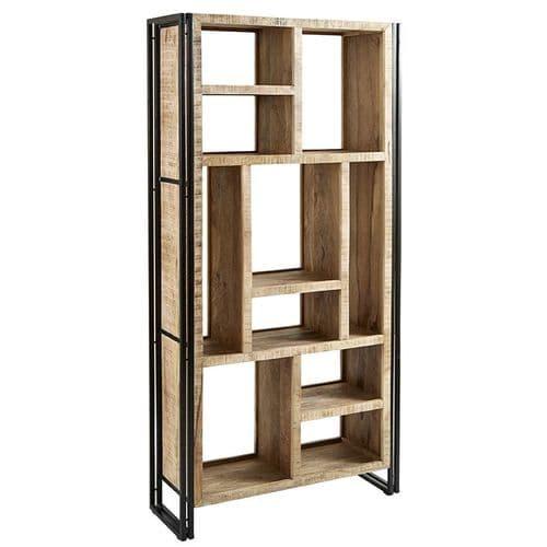 Cosmopolitan Multi Shelf Bookcase