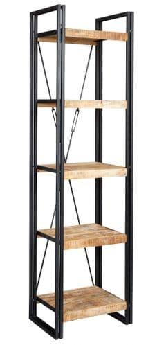 Cosmopolitan Slim Open Bookcase
