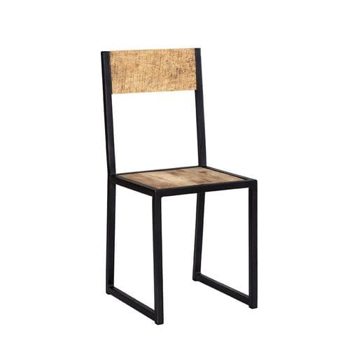 Pair of Cosmopolitan Dining Chairs