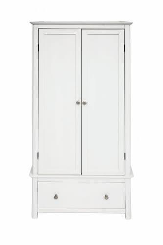 Stirling 2 Door 1 Drawer Wardrobe