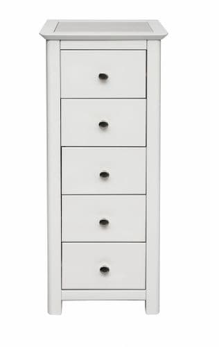 Stirling 5 Drawer Narrow Chest