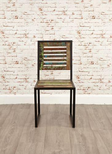 Urban Chic Dining Chairs - Pair