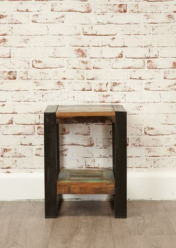 Urban Chic Low Plant Stand or Lamp table
