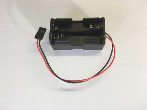DF65/95 4 AA battery holder
