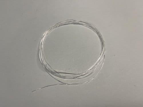 DF65/95 Sheeting elastic clear (2m)