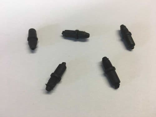 DF65/95 Winch line rubber caps (5 pk)