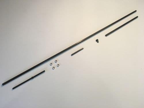 "DF65 ""A"" Mast set"