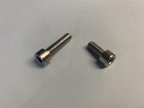 DF65 Fin & ballast bolts (2 pk)