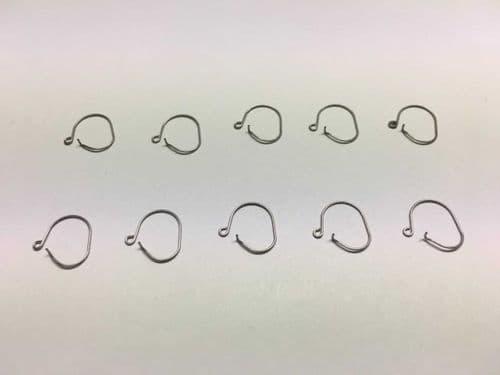 DF65 Mainsail luff rings (10 pk)