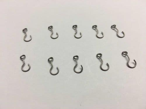 DF65 S/steel Jib tack hook (10 pk)
