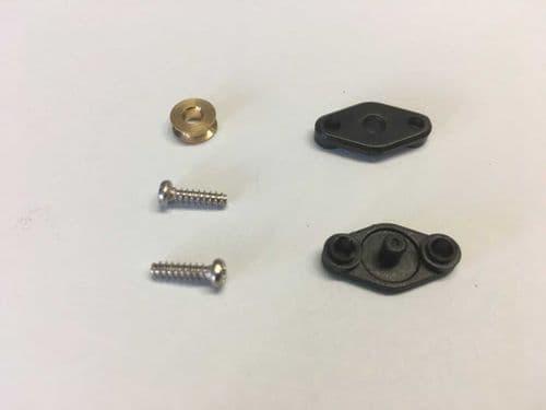 DF65 Sheeting pulley block