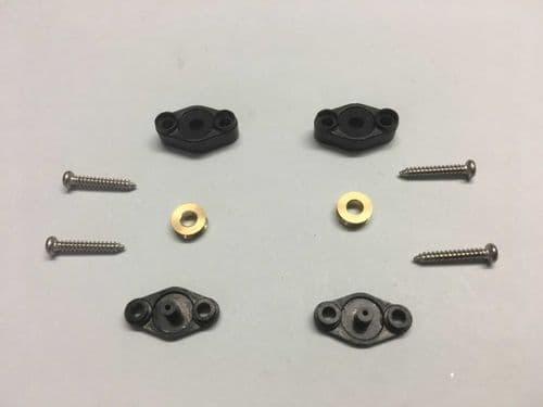 DF95 Sheeting pulley block  (2 pk)