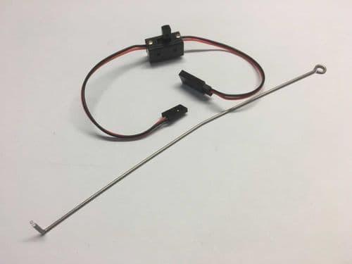 DF95 Switch rod & switch set