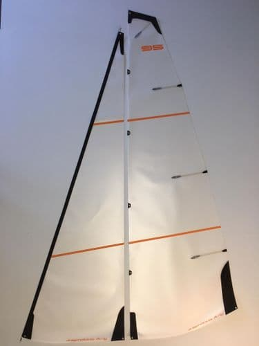 "DragonFite 95 ""A"" Joysway sails"