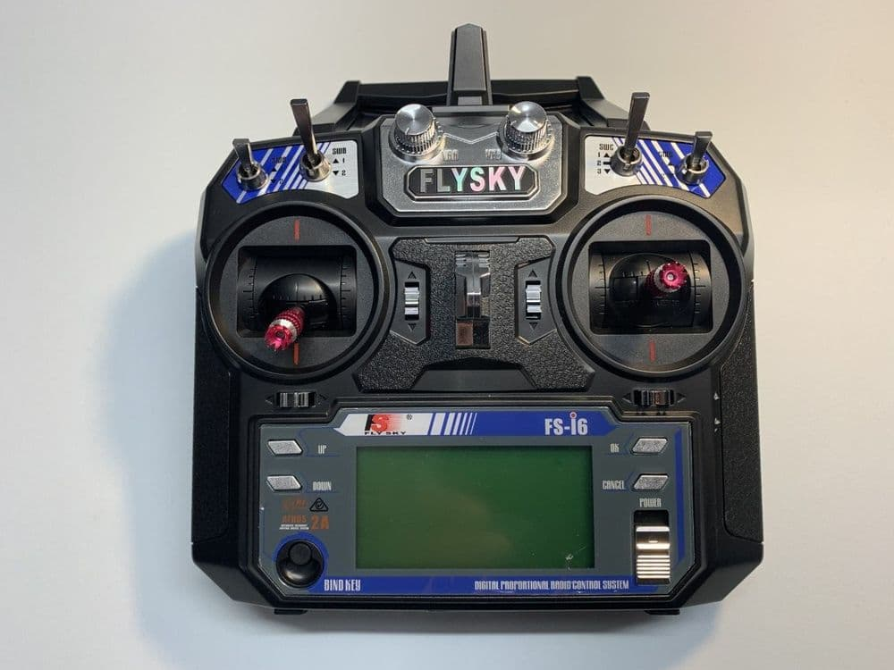 FlySky 2.4 Ghz FS-i6 transmitter only