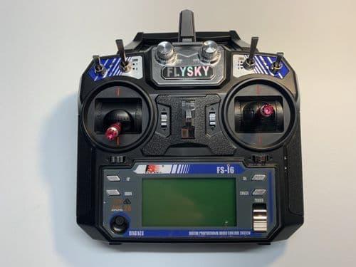 FlySky 2.4 Ghz FS-i6 transmitter only