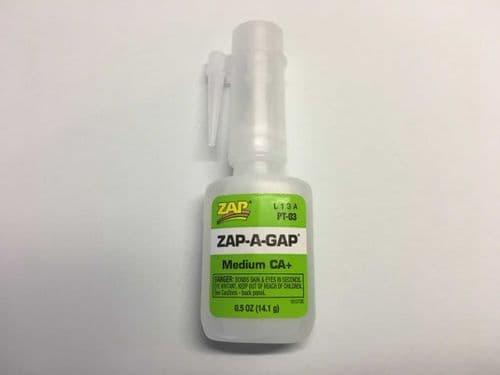 Zap-A-Gap  CA+ 1/2oz (Medium)