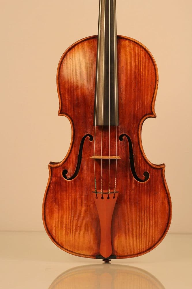 A Roger Hansell Copy of a Viola by Paulus Castello (1774)