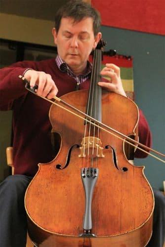 A Roger Hansell Copy of Antonio Stradivari's 'Marquis de Corberon' (1726)
