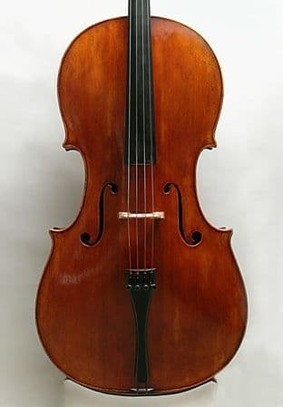 A Roger Hansell Copy of Stradivari's 'The Davidov' (1712)